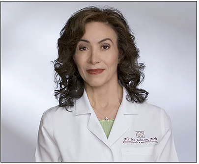 Endocrinologist Dr. Marina Johnson